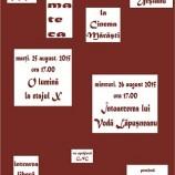 25-26.08 Cinemateca – in memoriam Malvina Ursianu