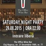 29.08 Saturday Night Party