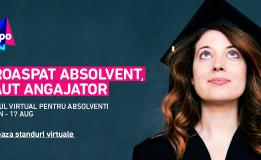 08.08 Targul Virtual Hipo.ro pentru Absolventi 2015