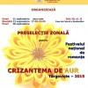 11.09 Preselectii Crizantema de Aur