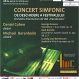 30.09 Concert simfonic de deschidere a Festivalului Toamna Muzicală Clujeană