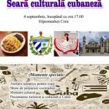 04.09 Seară Culturală Cubaneză
