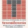 11.10 Ce se intampla azi la Festivalul Internaţional de Carte Transilvania
