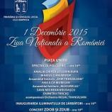01.12 Ziua Nationala a Romaniei