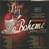 15.11 Premiera extraordinară La Bohème