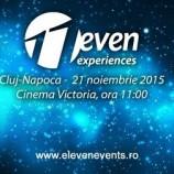 "21.11 ""11even Experiences"""