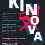 11–13.12 Proiectie de filme: KINO NOVA