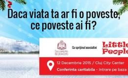 12.12 Conferinta caritabila: Decembrie de Poveste