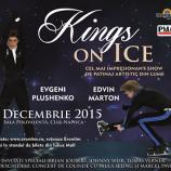 18.12 Show de patinaj artistic: Kings on Ice
