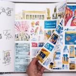 25.12 Expoziție: Cele mai frumoase cărți din România