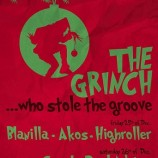 25.12 Party: The Grinch