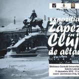 29.12 Expoziție: Zăpezile în Clujul de altădată