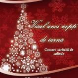 08.12 Concert: Visul unei nopți de iarnă