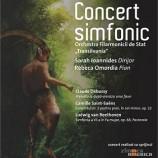 15.01 Concert Simfonic: Auditorium Maximum