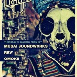 19.01 Party: Musai Soundworks, Rev' & Omoke