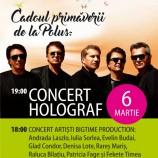 06.03 Concert: Primăvara începe cu Holograf