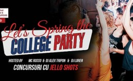02.03 Party: Let's spring the party