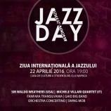 22.04 Concert Jazz: Ziua Internationala a Jazzului