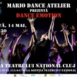 14.05 Spectacol de dans: Dance Emotion