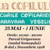 28.05-01.06 Jocurile copilariei in Caravana Veseliei