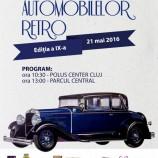 21.05 Parada Automobilelor Retro 2016, ediţia a XI-a