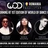 04.06 Spectacol de dans: World of Dance Qualifiers