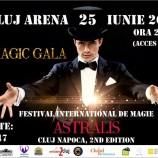 Concurs: Festival International de Magie Astralis