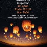 10.06 Lansare de lampioane: Light It Up by Interact Club