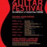 16-21.08 Festival de chitară clasica