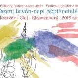 17-22.08 Festivalul Folcloric Szent István