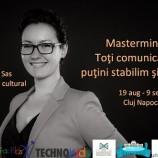 19.08 Workshop: Toti comunicam, putini stabilim si relatii