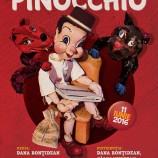 11.09 Spectacol pentru copii: Pinocchio