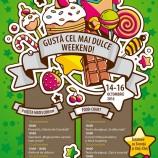 14.10 Eveniment pentru copii: Fabrica de dulciuri
