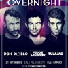 21.10 Party: Overnight