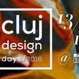 13-16.10 Cluj Design Days 2016