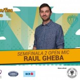 05.11 FISC: Semifinala 2 Open Mic