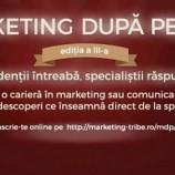 09.11 Marketing După Perdea