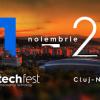 11-20.11 Festival al tehnologiei: TechFest 2016