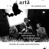 03.02 Spectacol de teatru: Artă