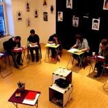09.05 Atelier de Creative Writing