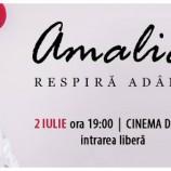 02.07 Spectacol: Amalia respiră adânc