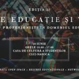 10.06 Conferința Despre Educație și Viitor