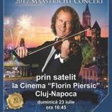 23.07 Concert Andre Rieu transmis prin satelit