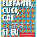 10.09 Expoziție interactivă: Elefanți, cuci, cai și EU