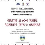 2.09 Festival: Grație și voie bună, adunate într-o cunună