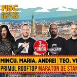 24.08 Stand Up Comedy: FISC Rooftop Edition