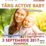 3.09 Targ pentru copii Active Baby