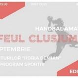 9-10.09 Eveniment caritabil: Trofeul Clusium C.N. 2017