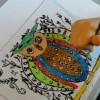 22.11 Atelier de pictura pe sticla pentru copii: Aricica cel viteaz