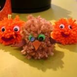 1.11 Atelier: Pompoane de Halloween